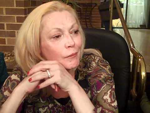 Cathy Moriarty (Raging Bull)  2012 Interview METAL RULES! TV Chiller Theatre