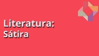 Satira - Literatura - Educatina