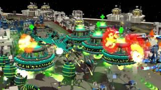 8 Bit Invaders - UNIVERSAL WAR 1