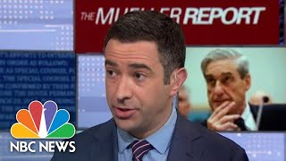 Three Headlines From The Release Of The Robert Mueller Report | NBC News
