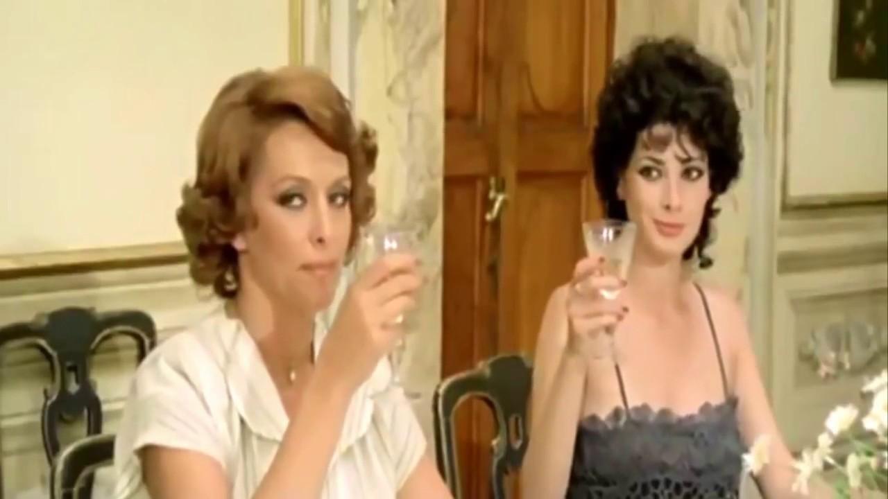 Movies scene - Renzo Montagnani in Il vizio di famiglia commedia film di scena