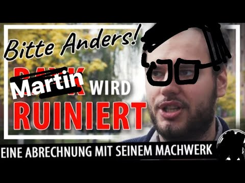 Ich antworte Martin Sellner!