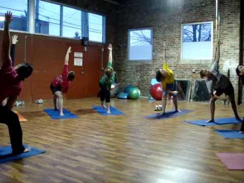 iResolve Fitness - Yoga Class