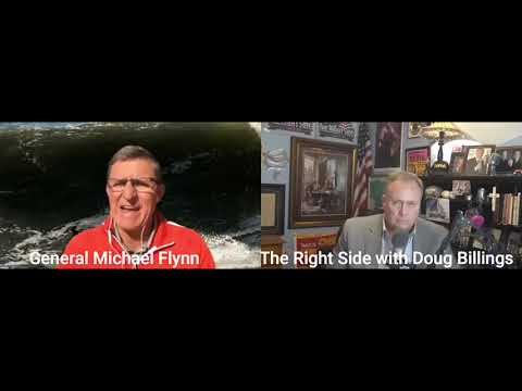 BREAKING NEWS: Doug Billings Interview With General Micheal Flynn | The Right Side