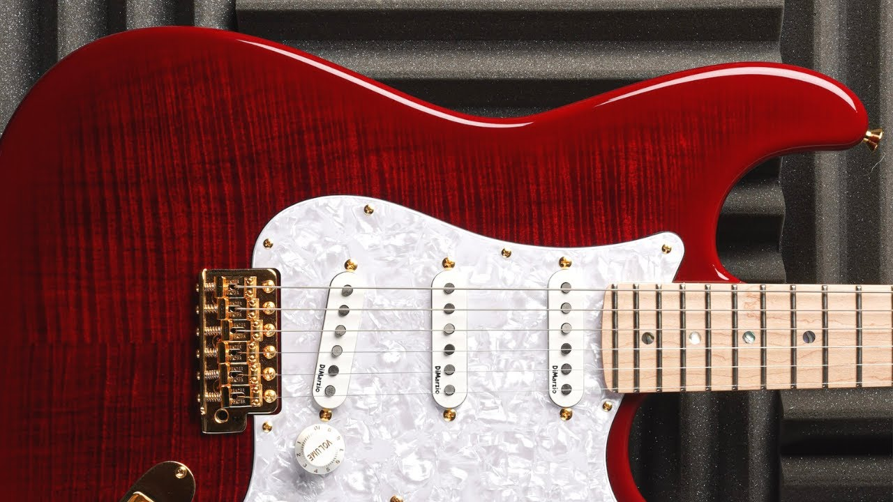 Deep Rock Ballad Guitar Backing Track Jam in C# Minor