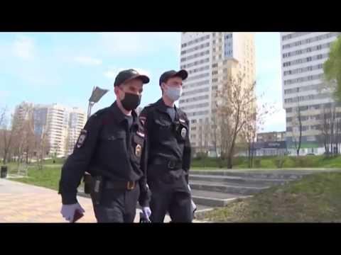 Полицейские проводят рейды на улицах Первоуральска