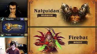 Nalguidan vs Firebat - Hearthstone Grandmasters Americas S2 2019 - Week 1