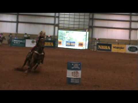Trish @ Dixie National 5/1/10 ~ 1st go