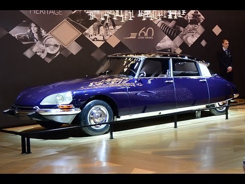 Citroën DS 21 Pallas Show Car - 2015 Geneva