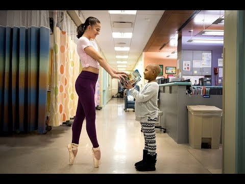 10 Minute Photo Challenge Spreads Joy in Children's Hospital