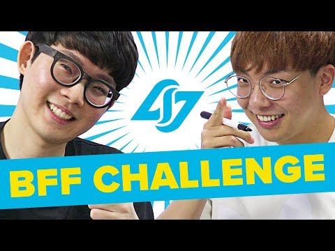 Okay, you have to know this - BFF Challenge - Huhi + Reignover