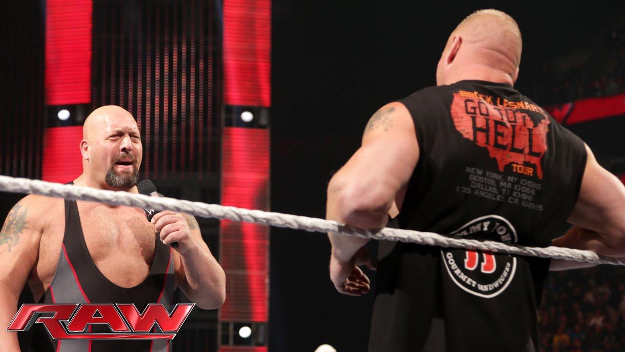 Brock Lesnar Huge