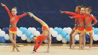 Художественная гимнастика Турнир Масловой Кстово 2010 БП