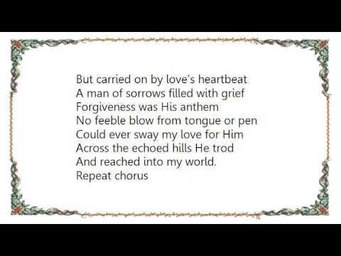 Clay Crosse - He Walked a Mile Lyrics