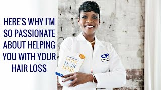 This Is My Story On Why I Am So Passionate To Help You With  Hair Loss