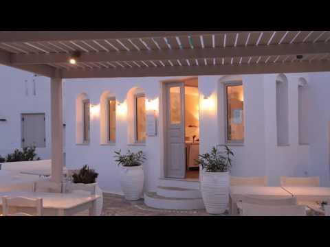 Kanale's Rooms & Suites Boutique Hotel, Naoussa, Paros, Greece - Unravel Travel TV