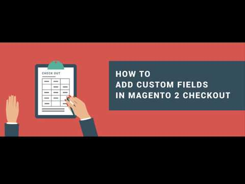 [Magento 2 Tutorial] How to add custom field in Magento 2 checkout