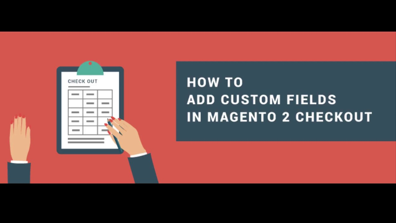 How to add Custom Field in Magento 2 checkout?