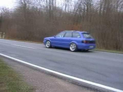 Audi RS2 515PS PK-Motorsport Teil2