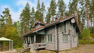 Vesan Villa. Vuokramökki, Sysmä - Päijät-Häme