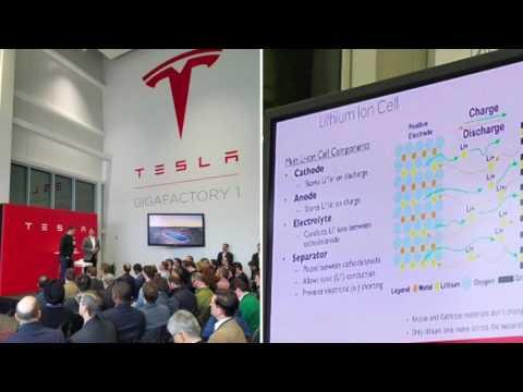 Tesla Analyst Meeting at Gigafactory Q & A - Jan 4th 2017