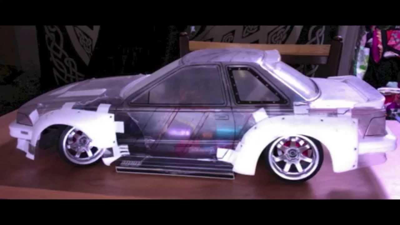 Rc drift car body work youtube solutioingenieria Images