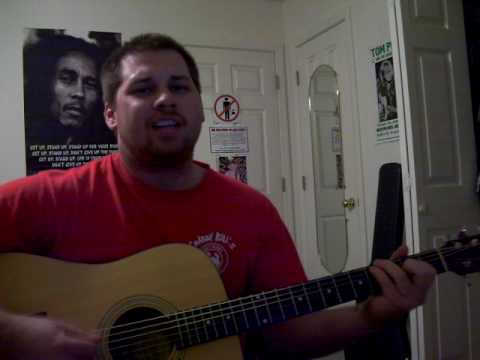 Work~Jimmy Eat World~cover by Mike