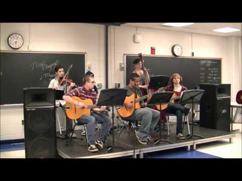 """Minor Swing"" (Live) / The Red Carpet Gypsies"