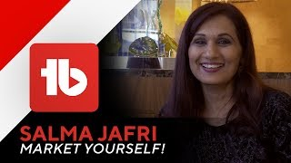 How to Market Yourself on YouTube  with Salma Jafri!