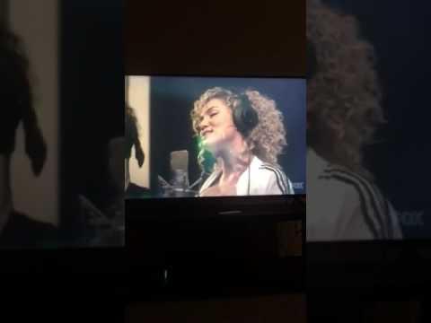 STAR On Fox U Make Me me Feel (in the studio