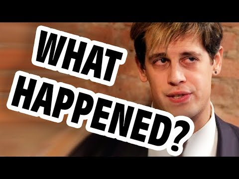 What Happened to Milo Yiannopoulos? - Dead Channels