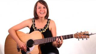 """How to Play """"Whiskey Lullaby"""" by Alison Krauss and Brad Paisley on Guitar"""