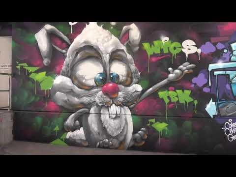 The Gong Graffiti