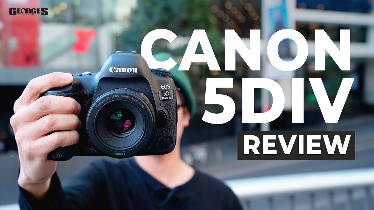Still One of Canons Best DSLRS | Canon 5D Mark IV Review