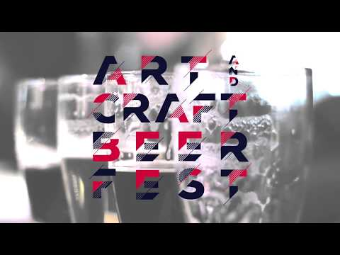 2018 Art and Craft Beer Fest