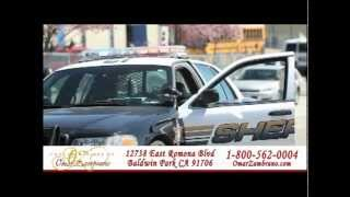 Marina Del Rey DUI What To Do First after your arrest? Attorney Omar Zambrano