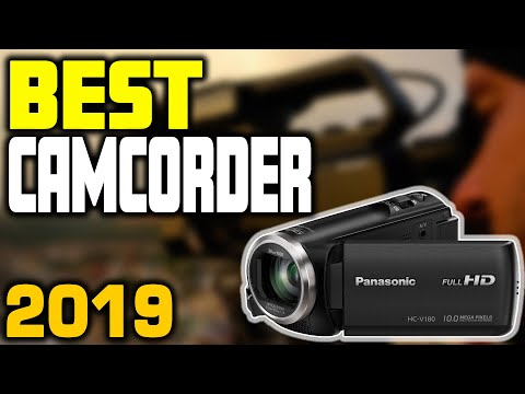 5 Best Camcorder of 2018