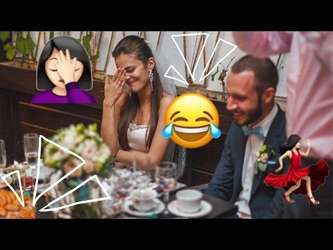 История одной незабываемой свадьбы 👰🏻 💥 😱  В-О | Starikova.TV