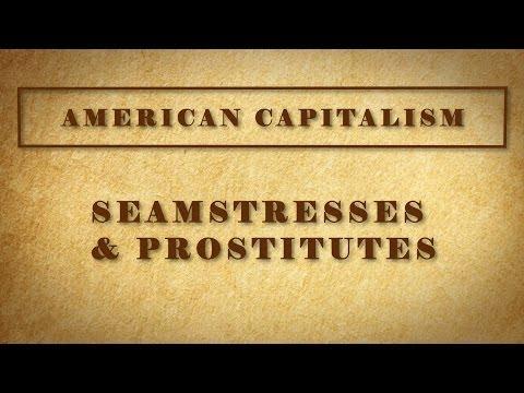 Seamstresses & Prostitutes