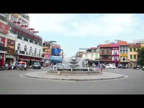 Downtown Hanoi, 2015