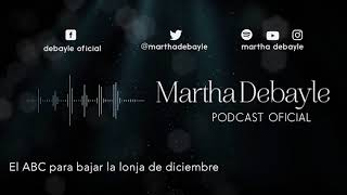 Video El ABC para bajar la lonja de diciembre | Martha Debayle download MP3, 3GP, MP4, WEBM, AVI, FLV Oktober 2018