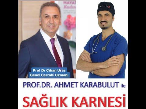 MEME KANSERİ TEDAVİSİ (EN TEMEL BİLGİLER) - PROF DR  CİHAN URAS - PROF DR AHMET KARABULUT