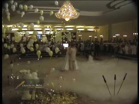 crack-a-jack fireworks - wedding effects