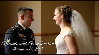 Gambar cover Rolando and Sara Barba - February 11, 2017