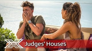 Nicole's reveal: Can Matt Terry seal the deal with Nicole  | Judges' Houses | The X Factor 2016