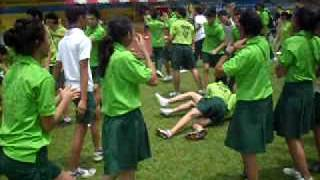 Springfield Secondary School 2010 Sports Day Sec 4