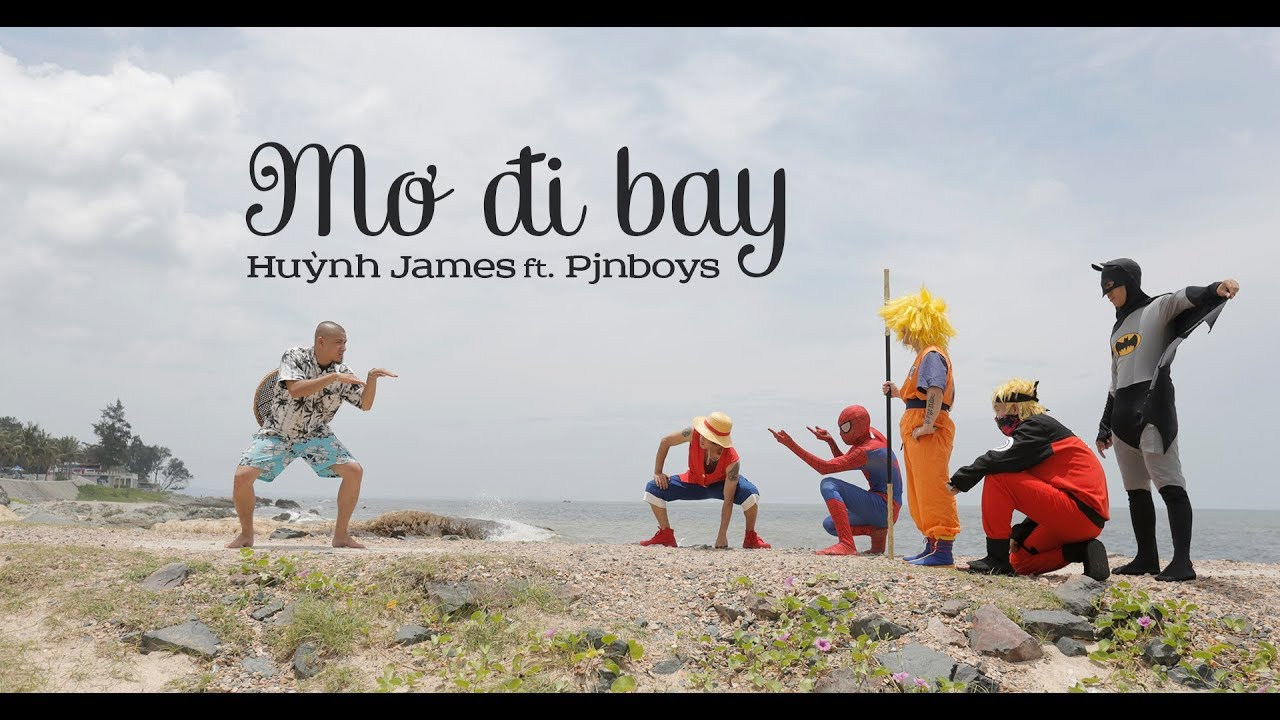 MƠ ĐI BAY – Huỳnh James ft. Pjnboys |Mondo Records & SohaProduction|