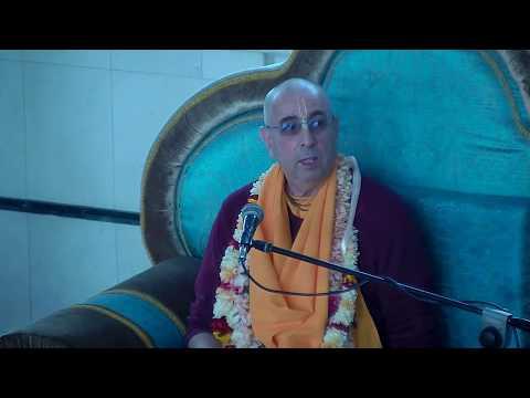 Бхагавад Гита 2.66 - Ниранджана Свами