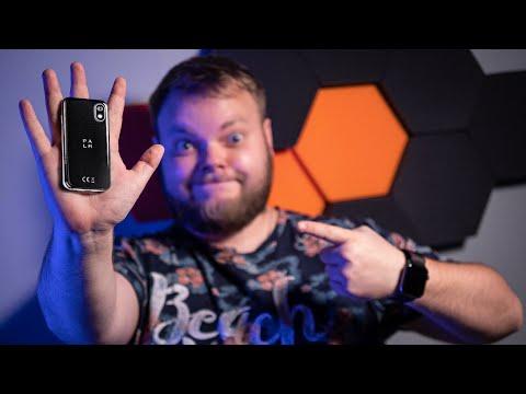 Самый маленький смартфон — Palm!