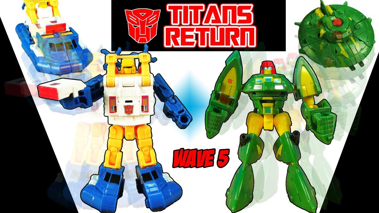 TRANSFORMERS Generations Titans Return Legends Cosmos ACTION FIGURE NEW